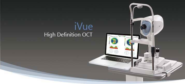 ivue high definition oct